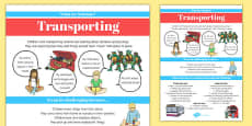 Transporting Schema Information Poster