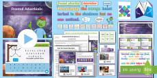 * NEW * Fronted Adverbials KS2: What Is a Fronted Adverbial? Resource Pack