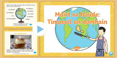 * NEW * How is Pancake Tuesday Celebrated Around the World PowerPoint Gaeilge