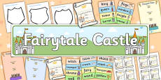 Fairytale Castle Role Play Pack