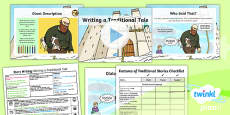 PlanIt Y3 Plants: Jack and the Beanstalk Lesson Pack Story Writing (3)