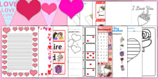 Valentine's Day Resource Pack