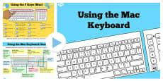Using the Mac Keyboard Help PowerPoint - Australia