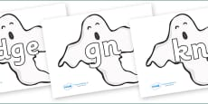Silent Letters on Ghosts (Plain)