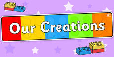 Our Creations Display Banner