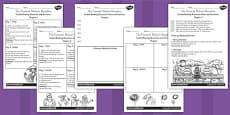 The Firework Maker's Daughter Guided Reading Activities For Each Chapter