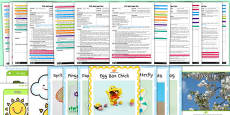 EYFS Spring Adult Input Planning and Resource Pack