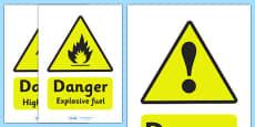 Mechanics/Garage Role Play Warning Signs