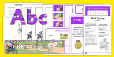 Rio 2016 Olympics BMX Cycling Resource Pack