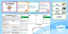 Y3 The Hodgeheg: Activity Plan 1 PlanIt Guided Reading Pack to Support Teaching on The Hodgeheg