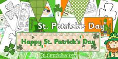 Childminder St Patricks Day Activity Pack