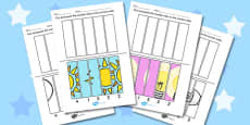 Light and Dark Number Sequencing Puzzles