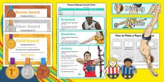 Measure Olympics Challenge Pack