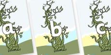 Phoneme Set on Beanstalk