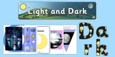 * NEW * Light and Dark Display Pack