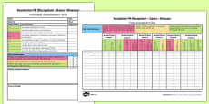 Foundation PE (Reception) - Dance - Dinosaurs Assessment Pack