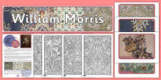 William Morris Artist Inspiration