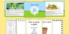 Sam's Seeds Story PowerPoint and Resource Pack