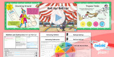 * NEW * PlanIt Y3 Addition and Subtraction Lesson Pack Checking (1)
