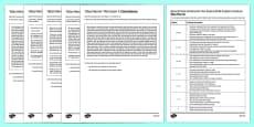 Silas Marner Mini Exam Pack
