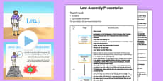 Lent Assembly Pack