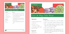 Cinco de Mayo Salsa Recipe
