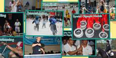 Special Olympics Display Photos