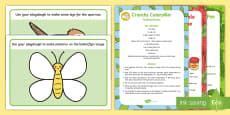 * NEW * EYFS Playdough Recipe and Mat Pack to Support Teaching on Crunching Munching Caterpillar