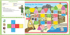 Visiting the Zoo Board Game