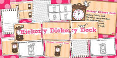 Hickory Dickory Dock Pack