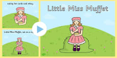 Little Miss Muffet PowerPoint