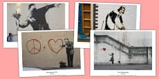 Banksy Display Photos