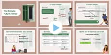 Future Tense PowerPoint French