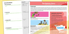PlanIt - RE Year 3 - The Nativity Story Planning Overview