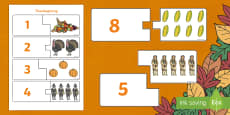Thanksgiving Counting Puzzle