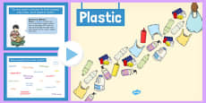 All About Plastic PowerPoint