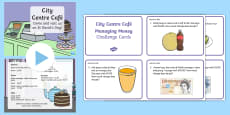 City Centre Café Years 3-4 Manage Money Resource Pack