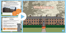 Workhouses PowerPoint
