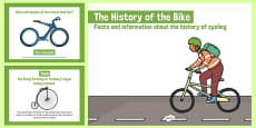 The History of the Bike PowerPoint