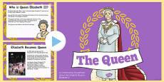 Queen Elizabeth ll PowerPoint