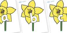 Phoneme Set on Daffodils
