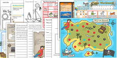 KS2 Summer Holiday Activity Pack