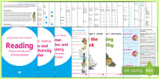 SATs Survival Year 2 Parents' English Practice and Revision Activity Pack