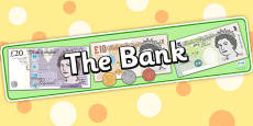 Bank Role Play Display Banner