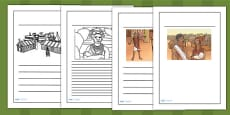 History of Benin, Edo Version of Events Story Writing Frames
