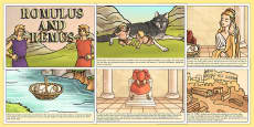 Romulus and Remus Story