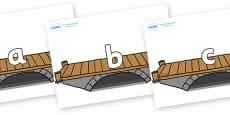Phase 2 Phonemes on Bridges
