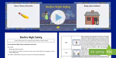 Bonfire Night Safety Assembly Pack