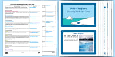 EYFS Polar Regions Discovery Sack Plan and Resource Pack