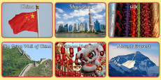 Let's Go to China Display Photos